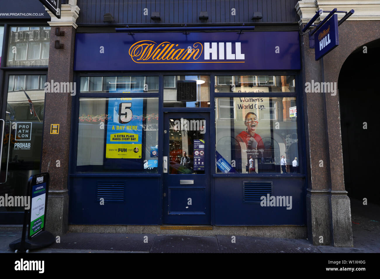 Total number of uk betting shops essex multi cryptocurrency miner