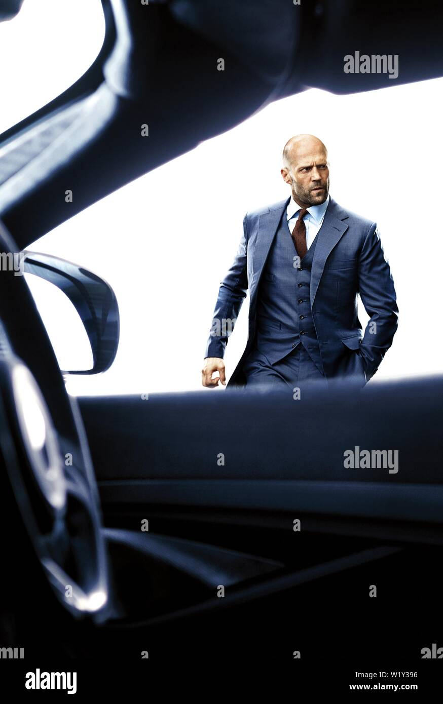 Jason Statham In Fast Furious Presents Hobbs Shaw 2019 Credit Universal Pictures Album Stock Photo Alamy