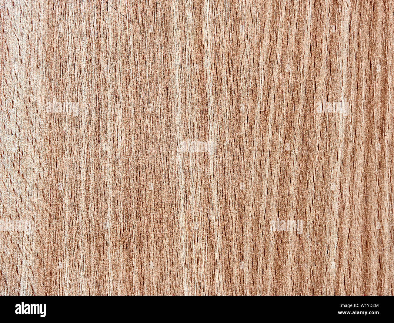 Background of wood chipboard painted a wood texture - Stock Image