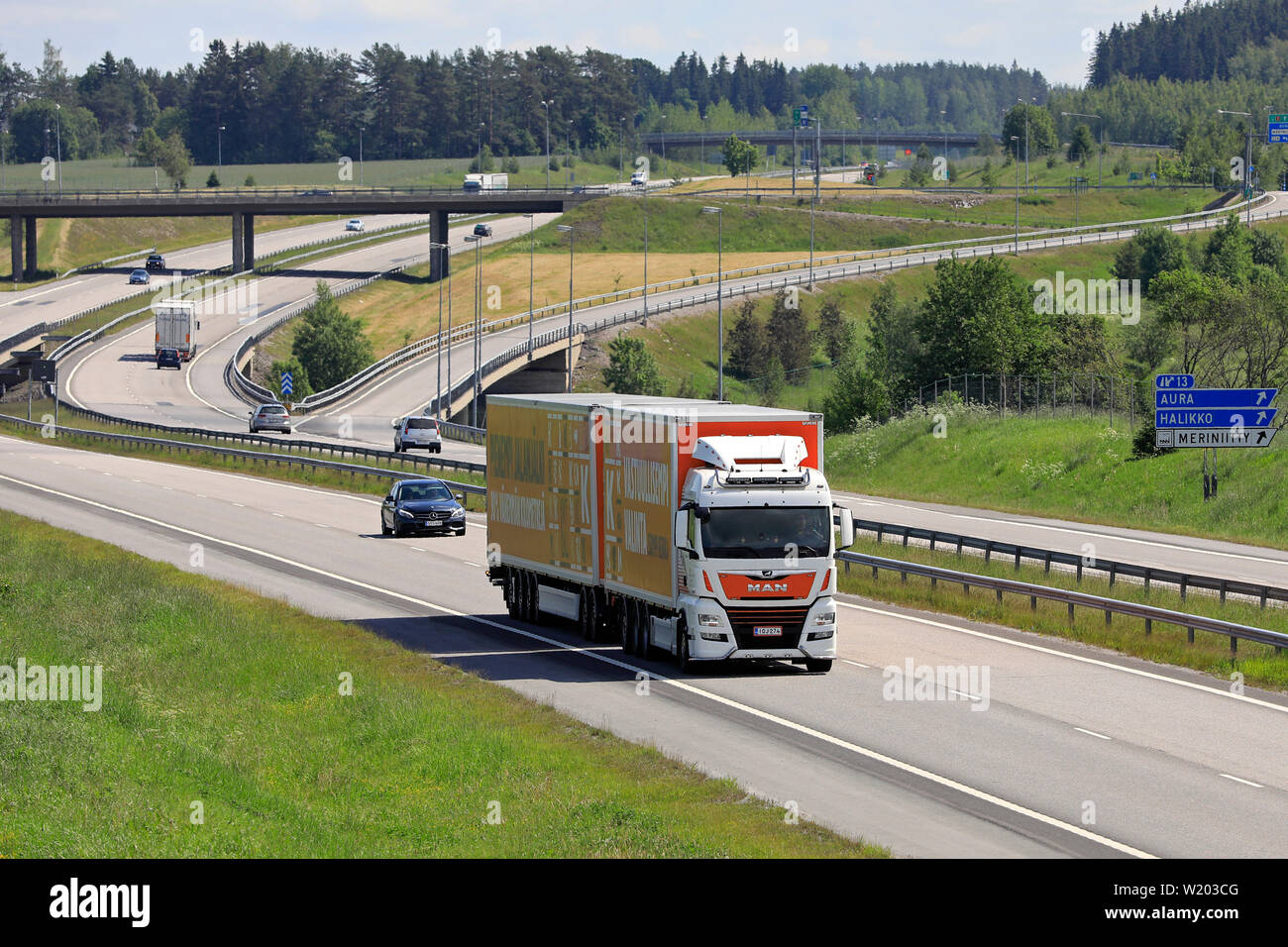 Interstate 580 Stock Photos & Interstate 580 Stock Images - Alamy