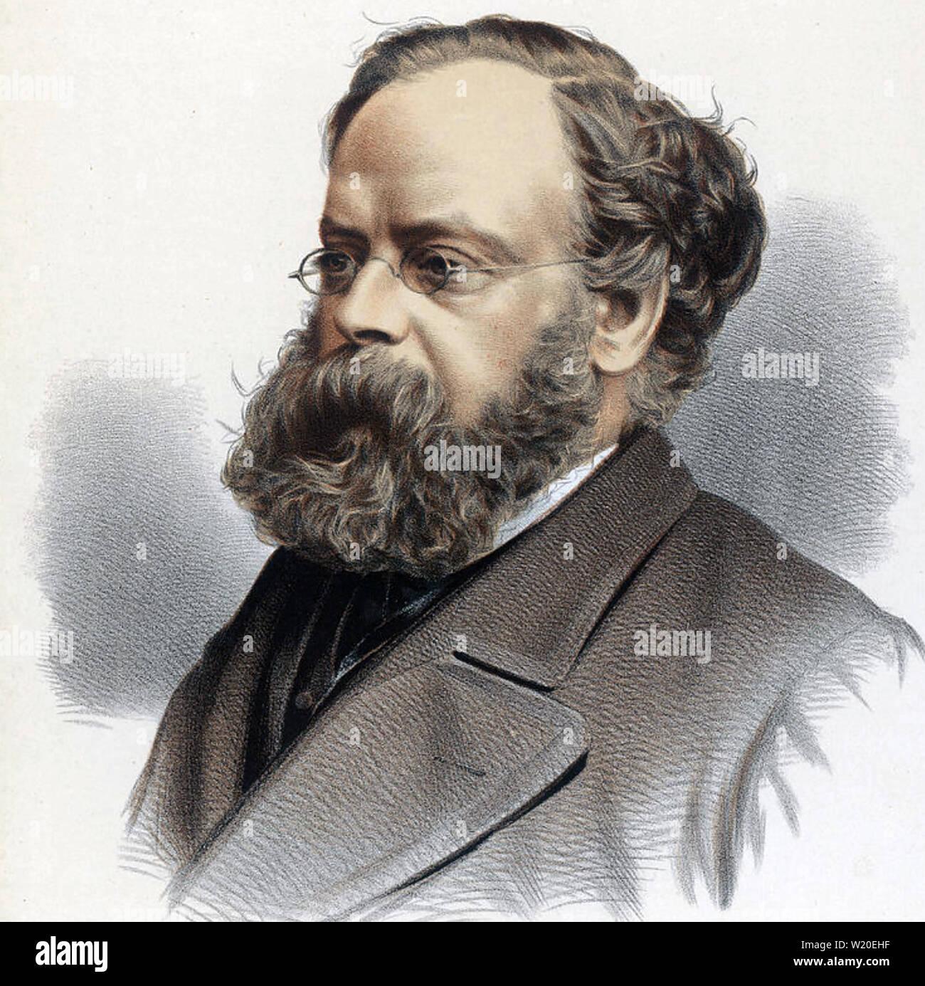 SAMUEL PLIMSOLL (1824-1898) English politician and social reformer - Stock Image