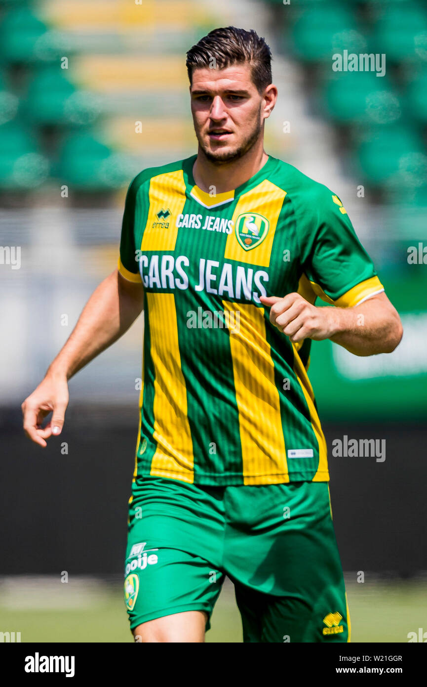 Den Haag Netherlands 03rd July 2019 Den Haag Photocall Ado Den Haag Football Season 2019 2020 03 07 2019 Kyocera Car Jeans Stadium Nick Kuipers Credit Pro Shots Alamy Live News Stock Photo Alamy