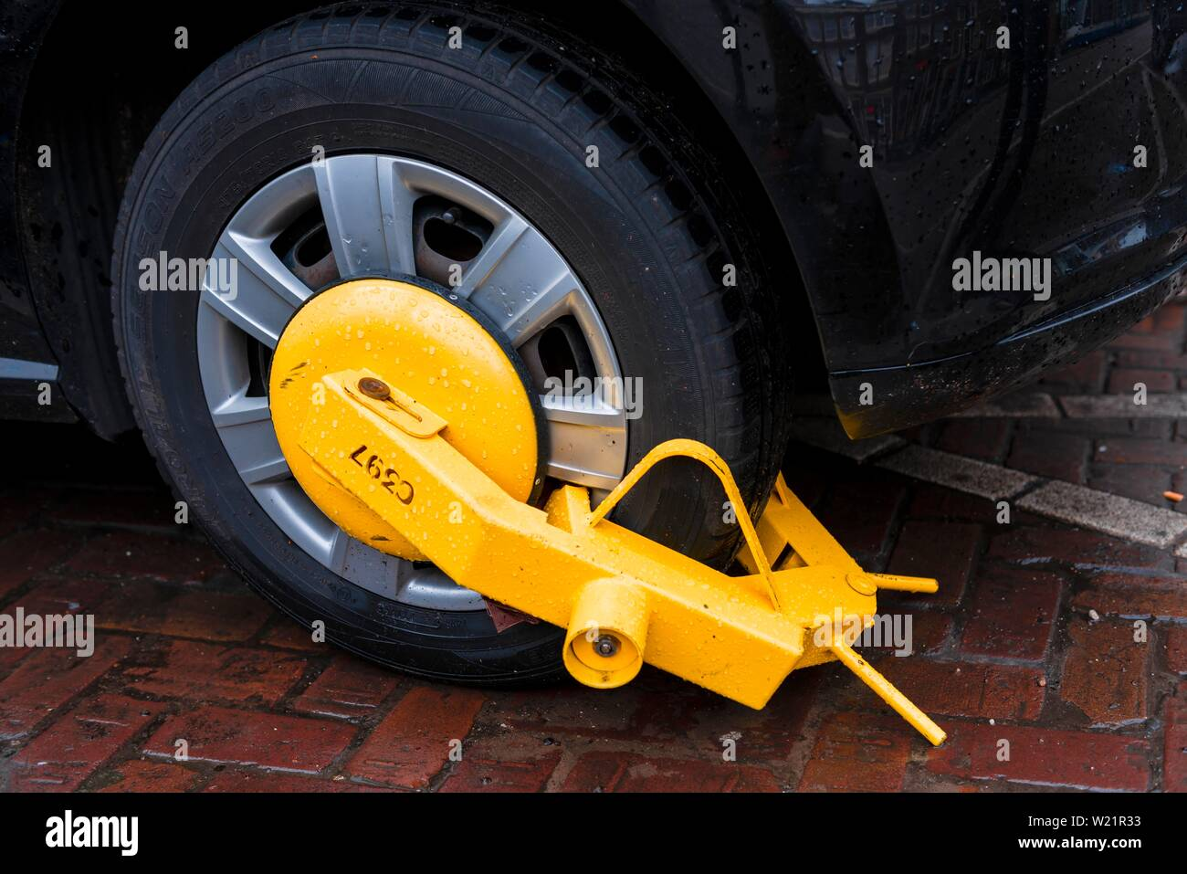 Immobiliser Stock Photos & Immobiliser Stock Images - Alamy
