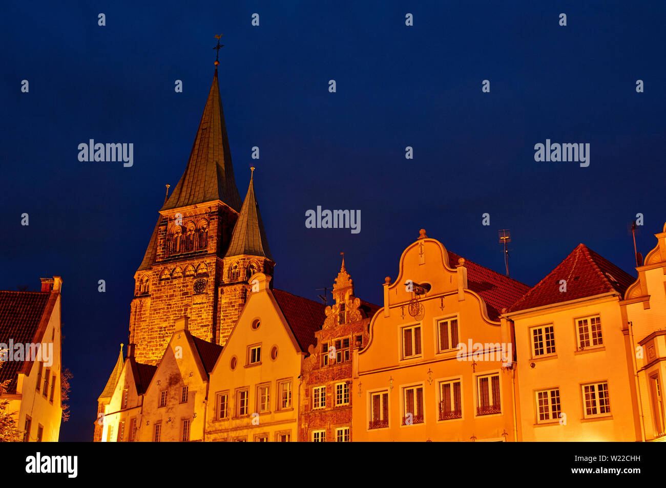 Warendorf Stock Photo