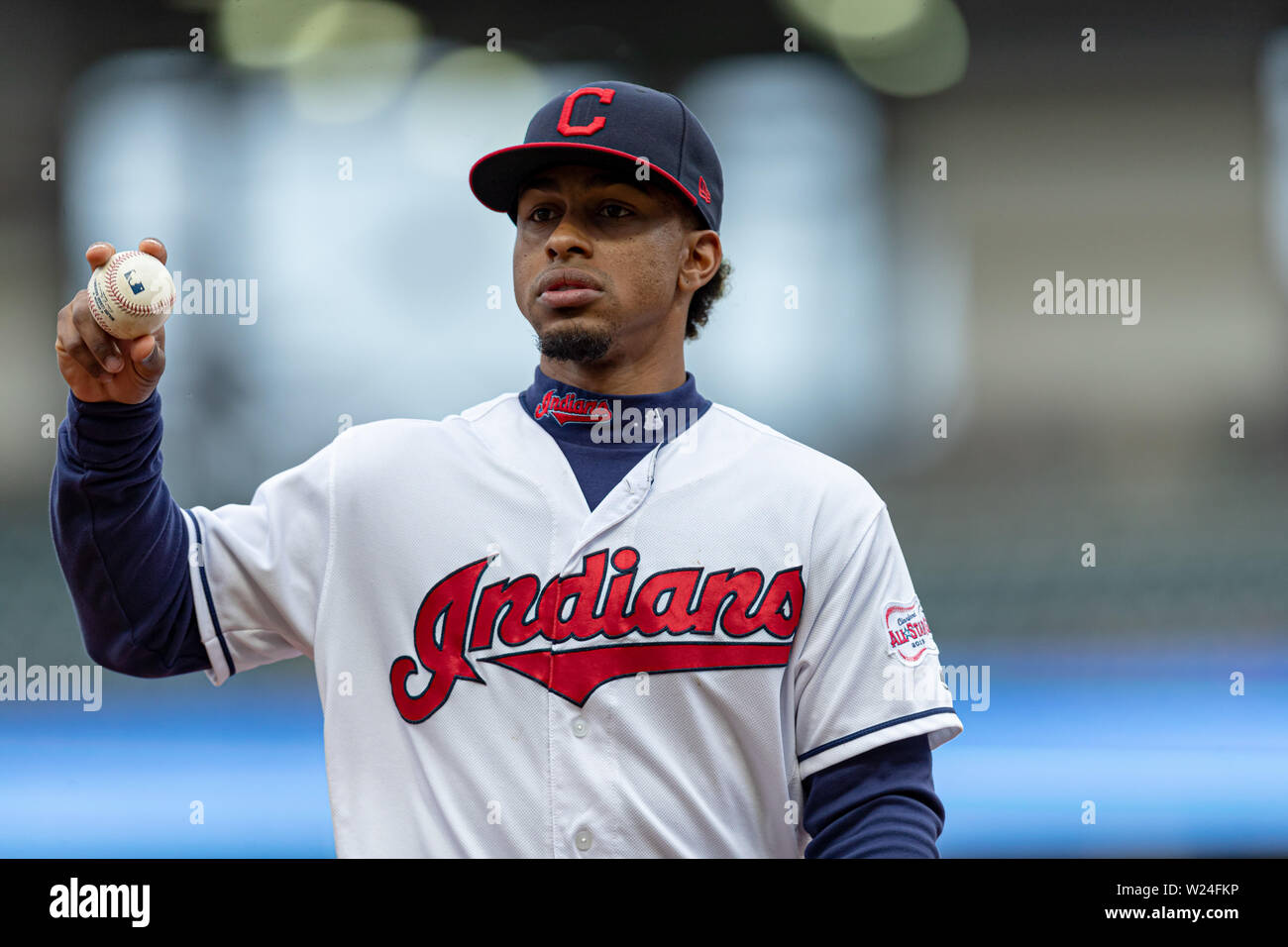 May 16th, 2019: Cleveland Indians shortstop Francisco Lindor