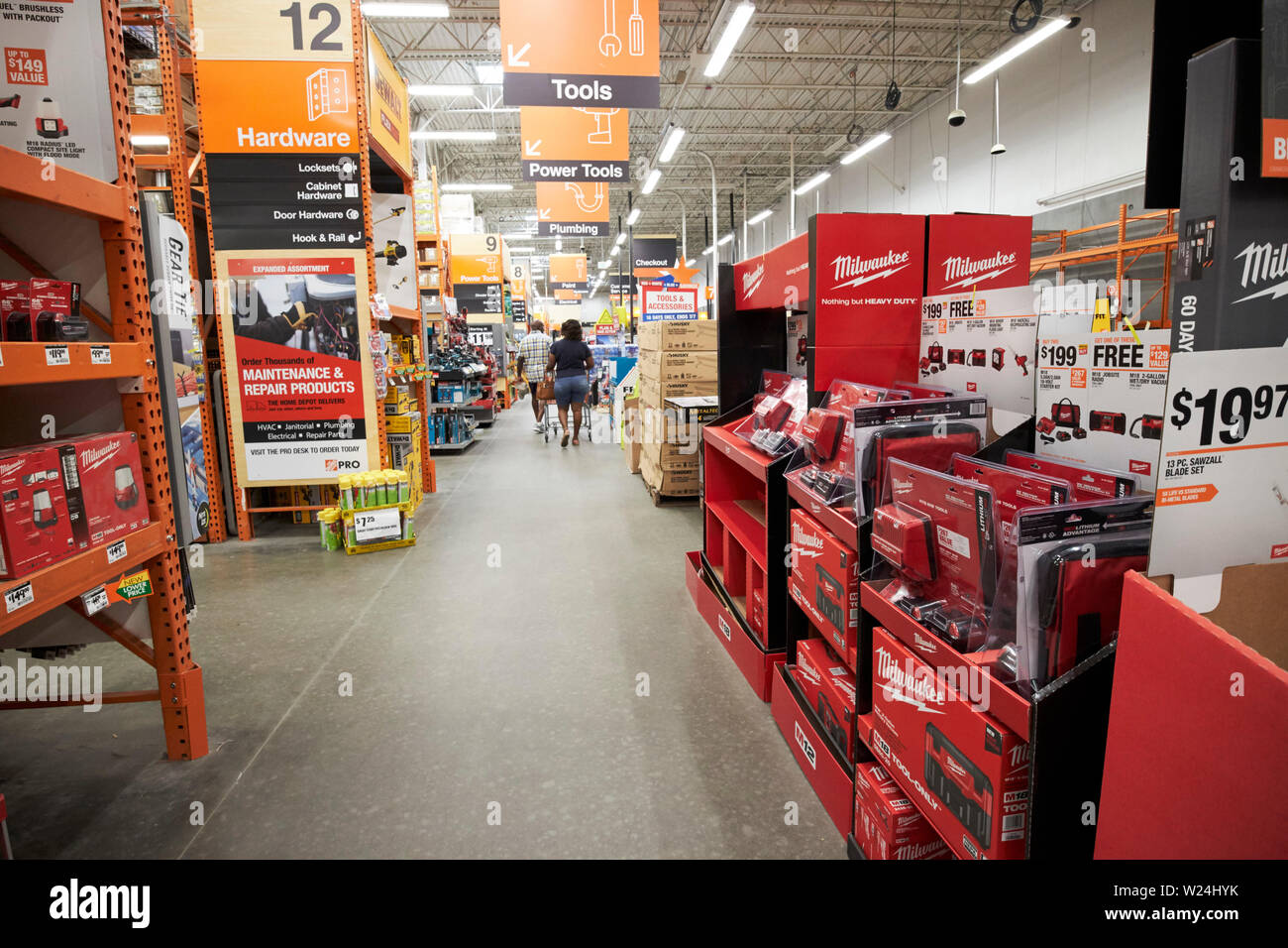 Home Depot Interior High Resolution Stock Photography And Images Alamy