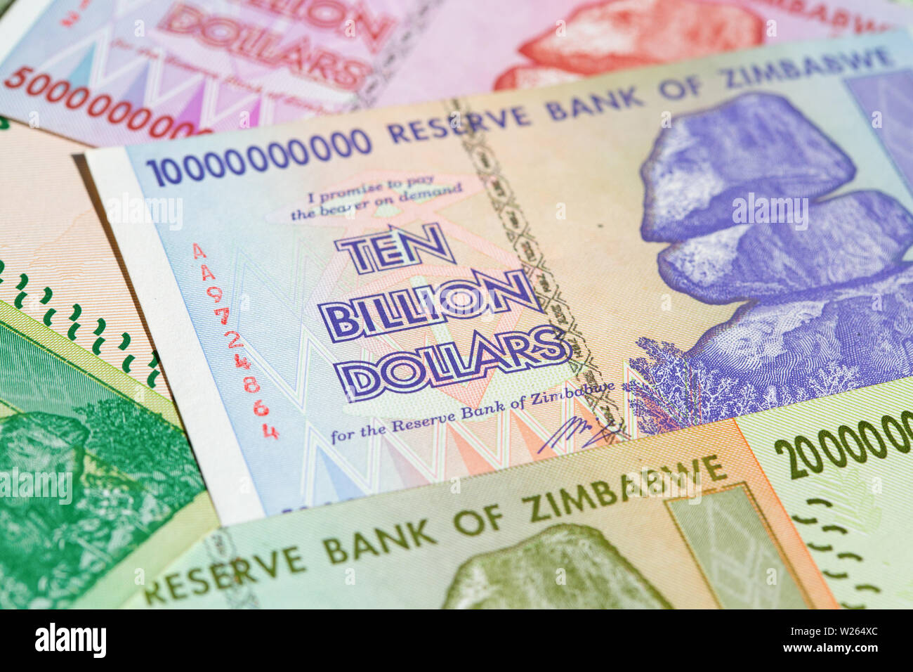 Foreign Currency Exchange South Africa Stock Photos