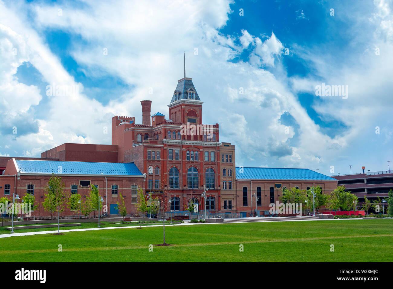 Colleges In Denver Colorado >> University Of Colorado Denver Community College Of Denver And