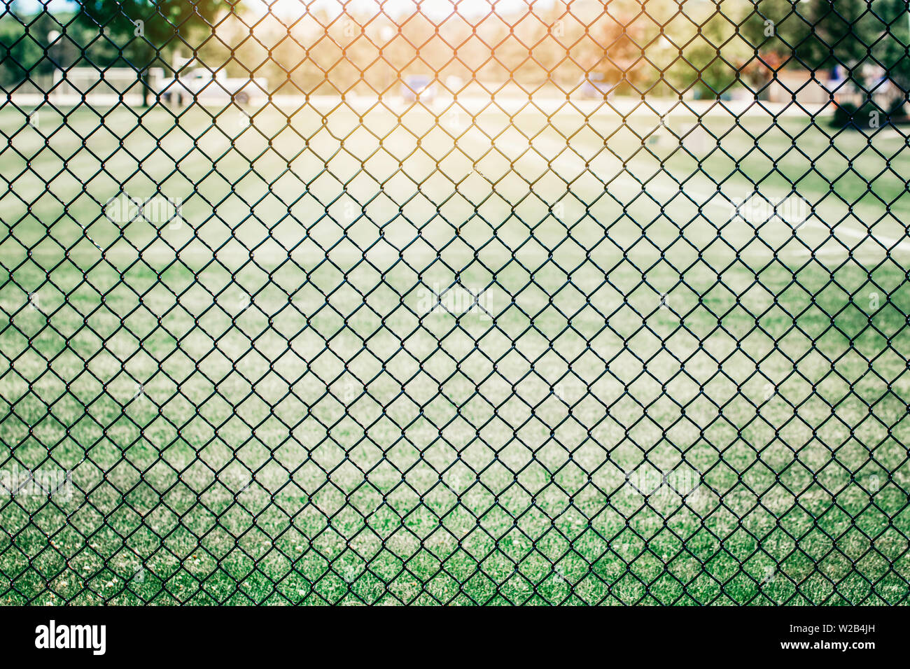 Wire Mesh Fence Stock Photos & Wire Mesh Fence Stock Images