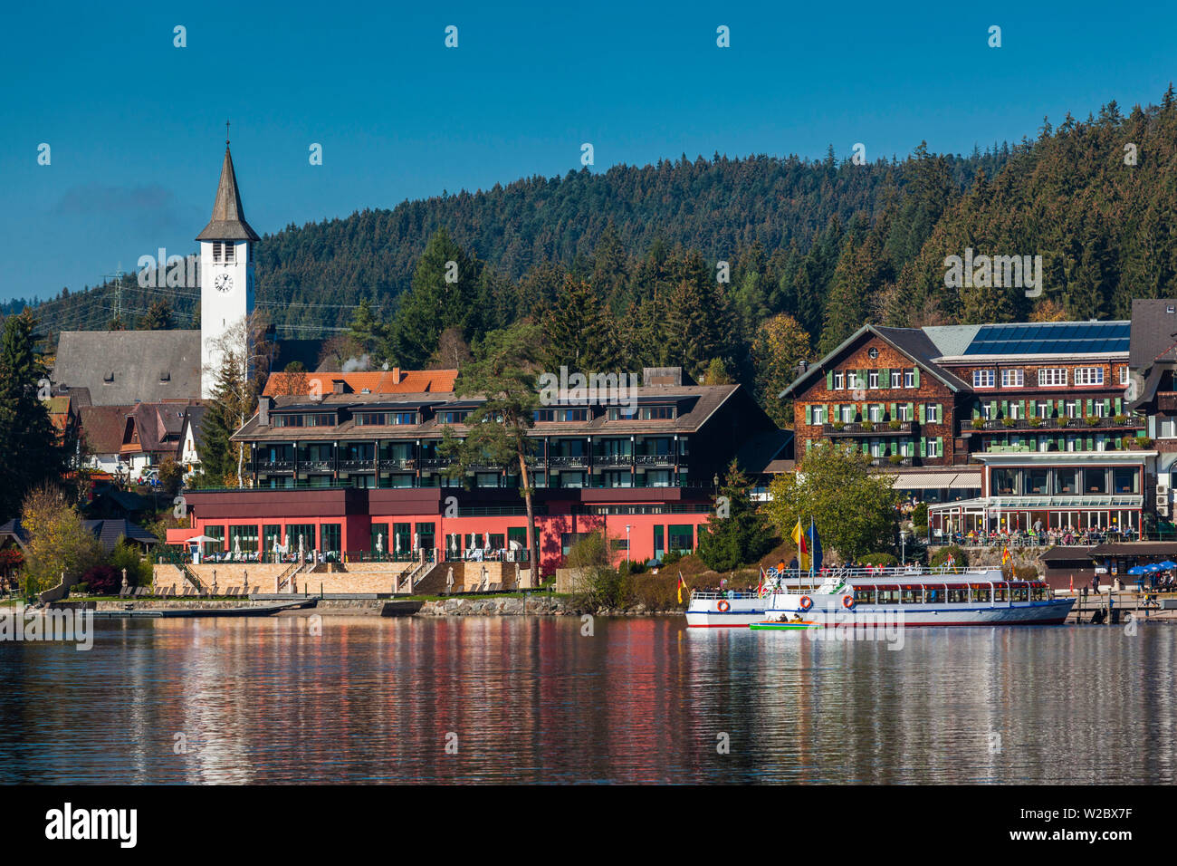 Titisee Neustadt Germany High Resolution Stock Photography And Images Alamy