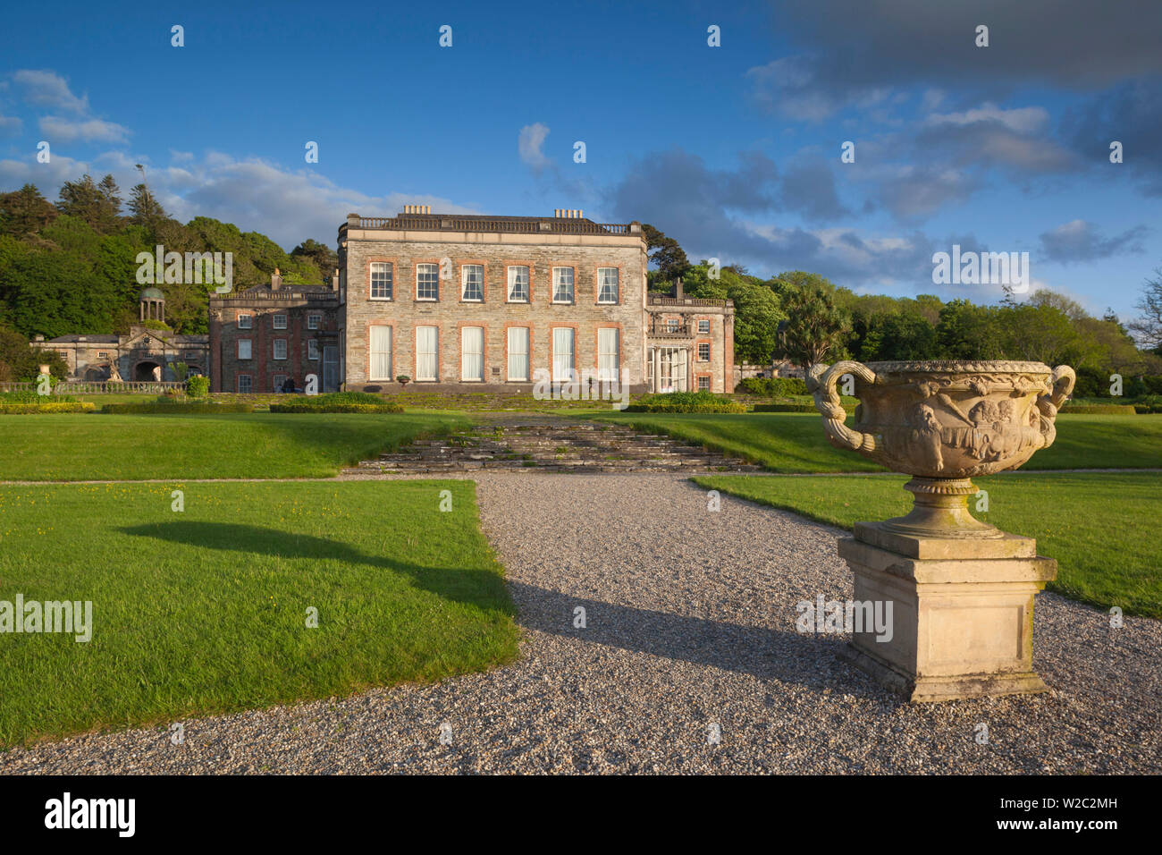 18th Century House Ireland Stock Photos 18th Century House