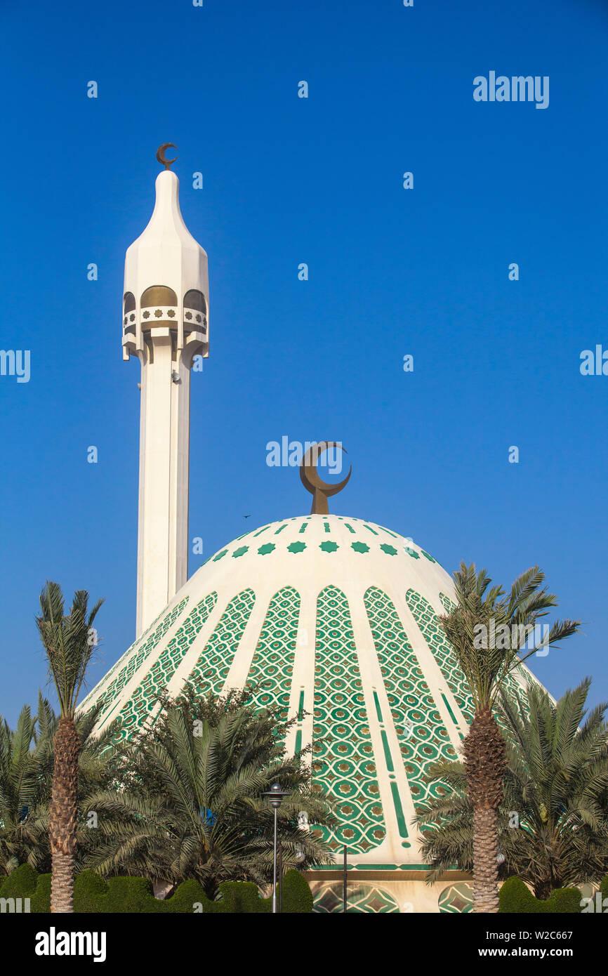 Kuwait, Kuwait City, Fatima Mosque - Stock Image