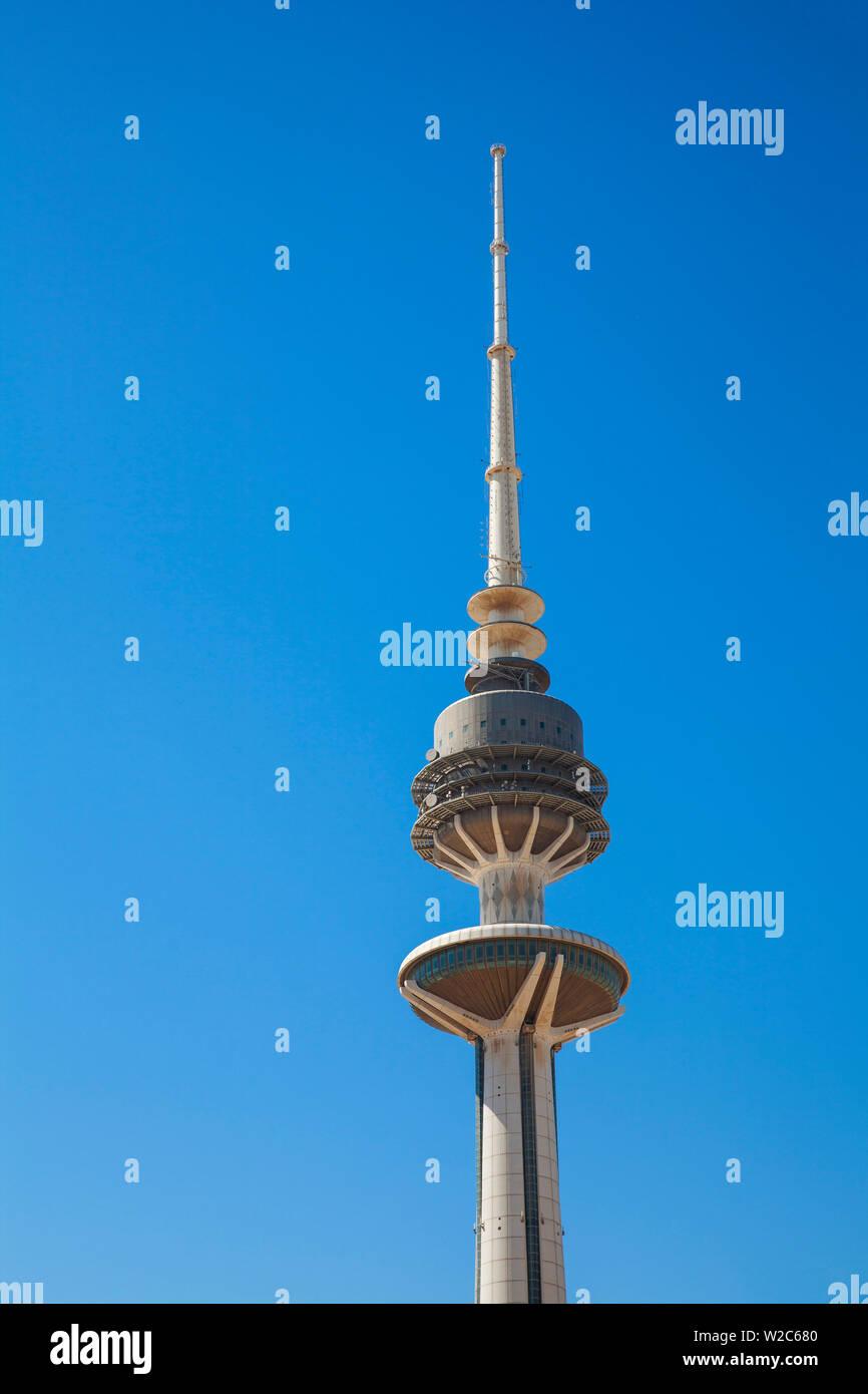 Kuwait, Kuwait City, Liberation Tower - Stock Image
