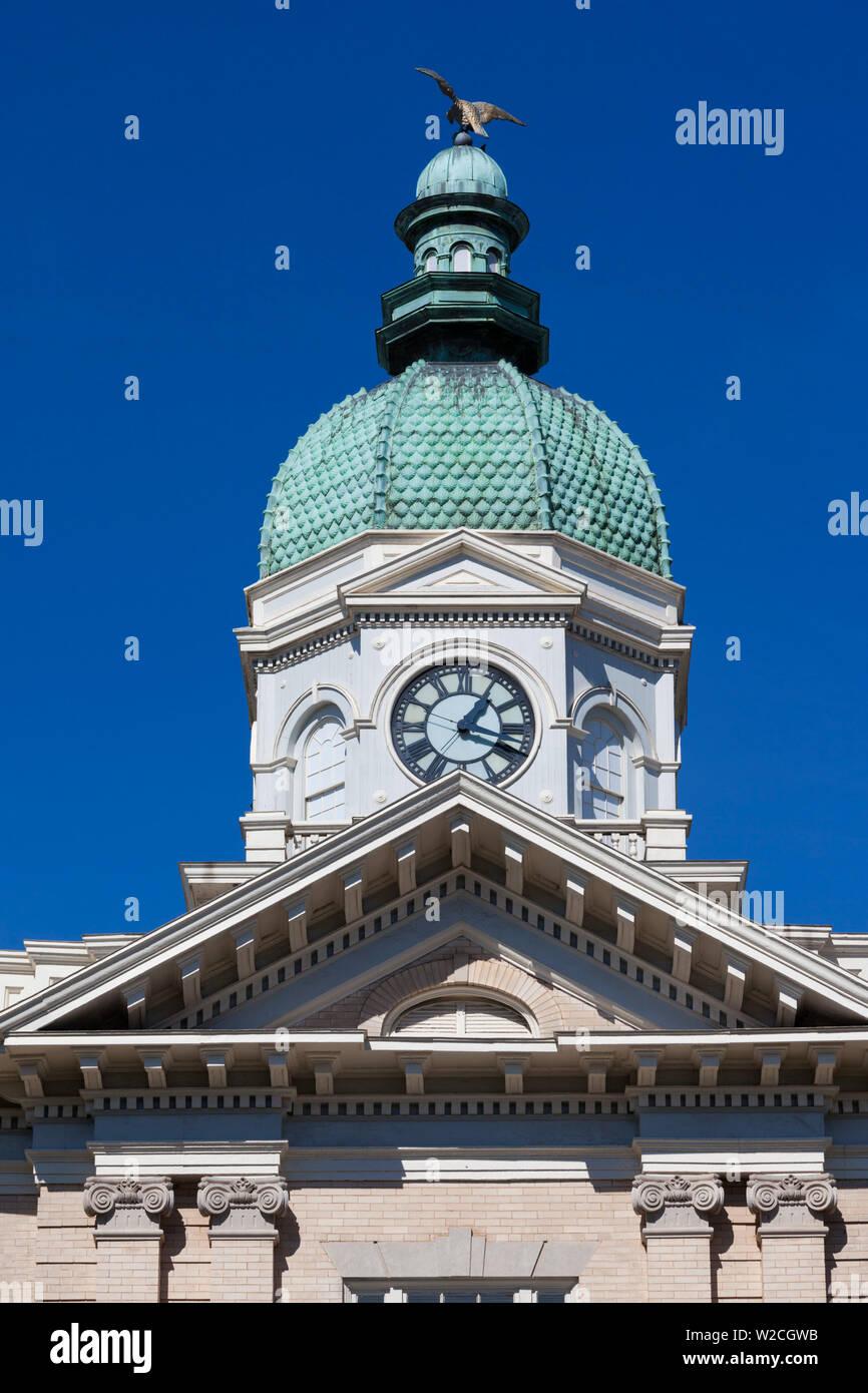 USA, Georgia, Athens, town hall - Stock Image
