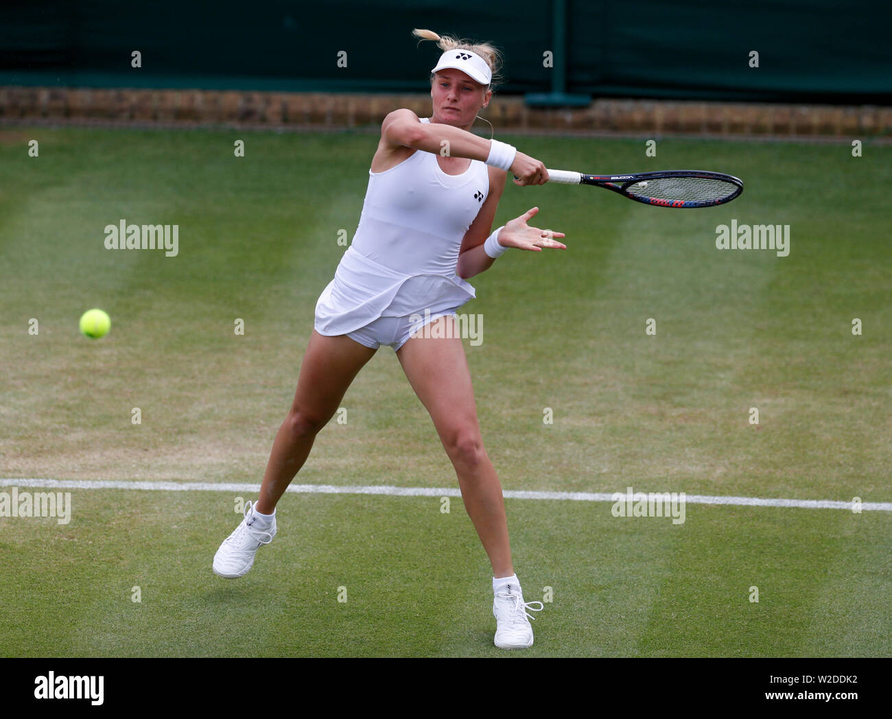 Dayana Yastremska High Resolution Stock Photography And Images Alamy