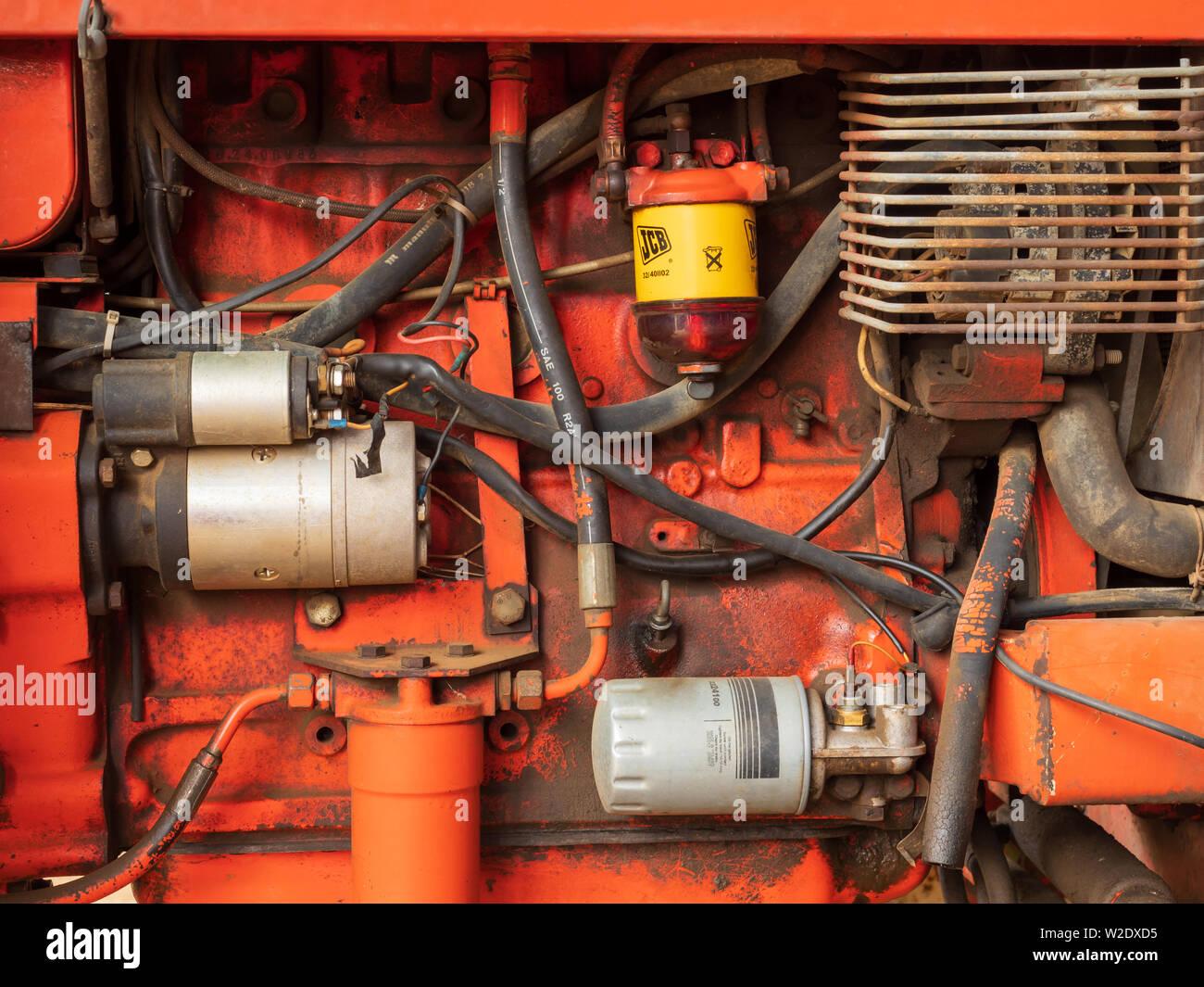 Engine Coolant Stock Photos & Engine Coolant Stock Images