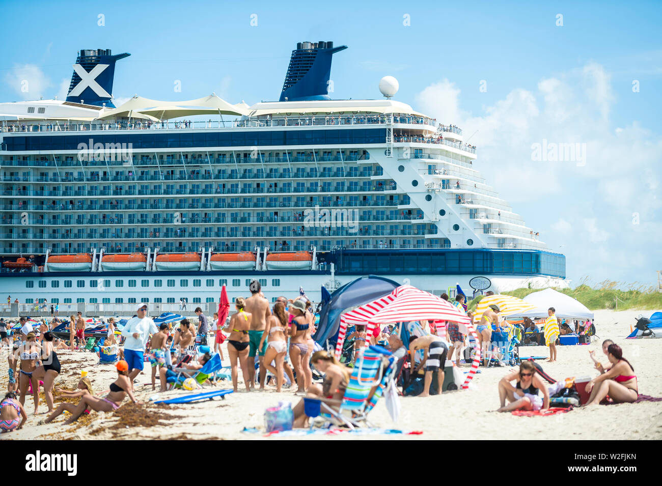 Equinox South Beach >> Miami June 12 2018 The Celebrity Equinox Cruise Ship