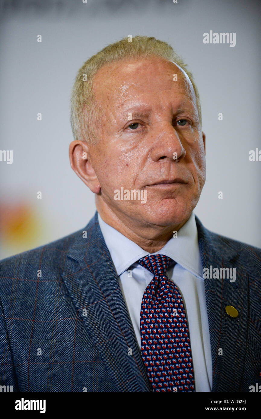 Poznan, Poland  04th July, 2019  Minister of Foreign Affairs