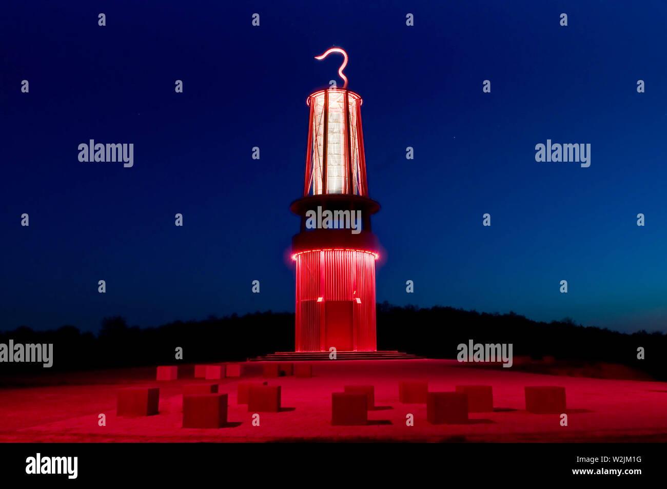 Das Geleucht - Stock Image