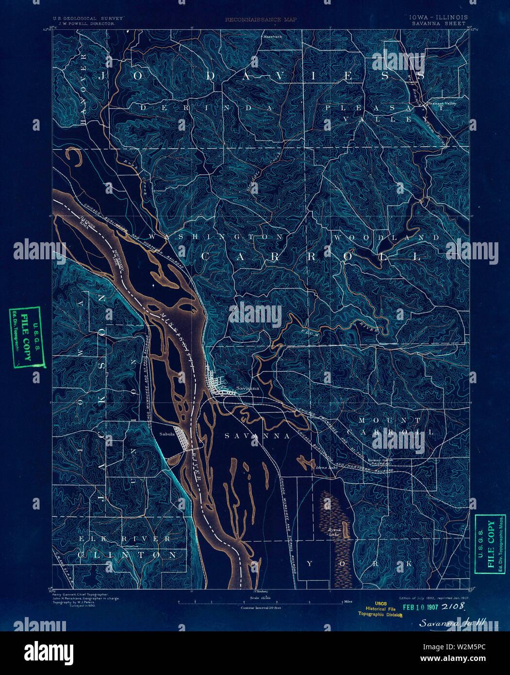 USGS TOPO Map Iowa IA Savanna 175477 1892 62500 Inverted ... Iowa Interstate Map on iowa map by county, davenport iowa map, iowa roadway map, wisconsin central map, iowa map of america, iowa driving map, iowa travel map, iowa map usa, i-80 map, western railway of alabama map, ne iowa map, iowa metro map, iowa road map, iowa maps with major cities, iowa utility map, google maps iowa street map, illinois railway museum map, east broad top map, saint charles county zip code map, iowa map with mile markers,
