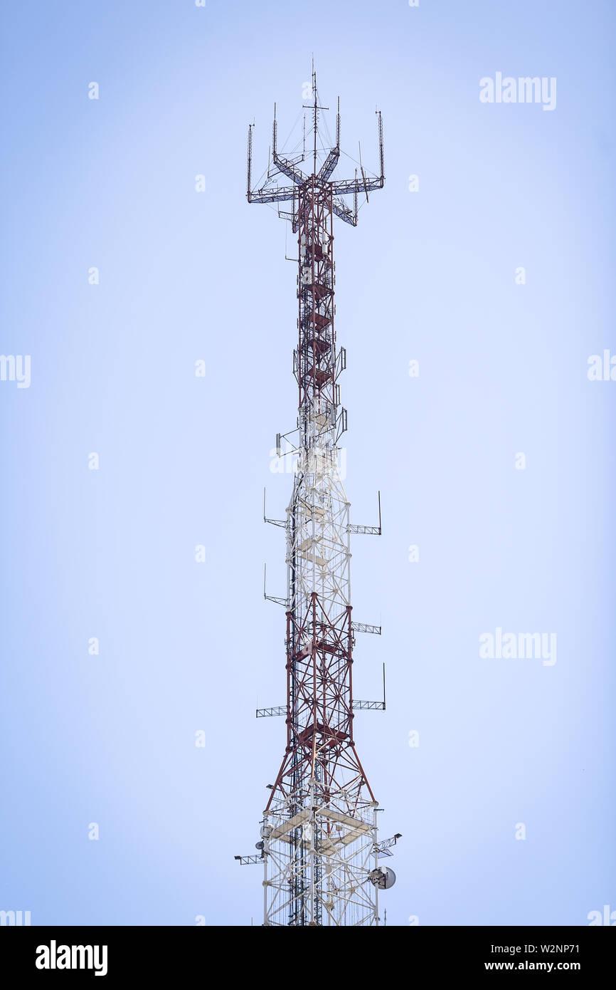 5g Antenna Stock Photos & 5g Antenna Stock Images - Alamy
