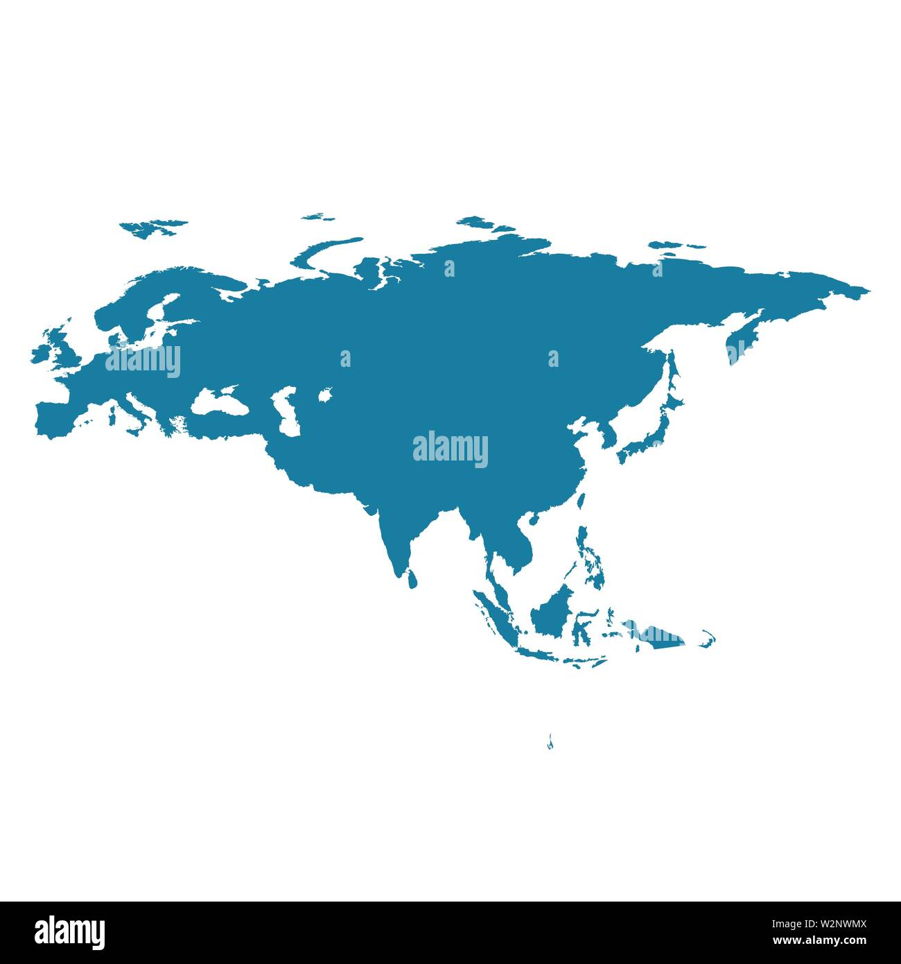 Eurasia Map High Resolution Stock Photography And Images Alamy