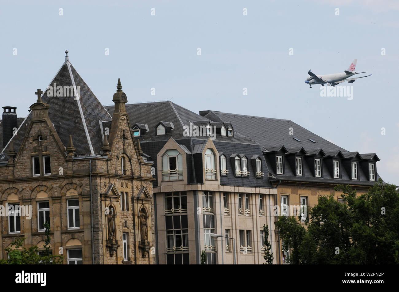 Luxemburg city, Luxemburg, Western Europe - Stock Image