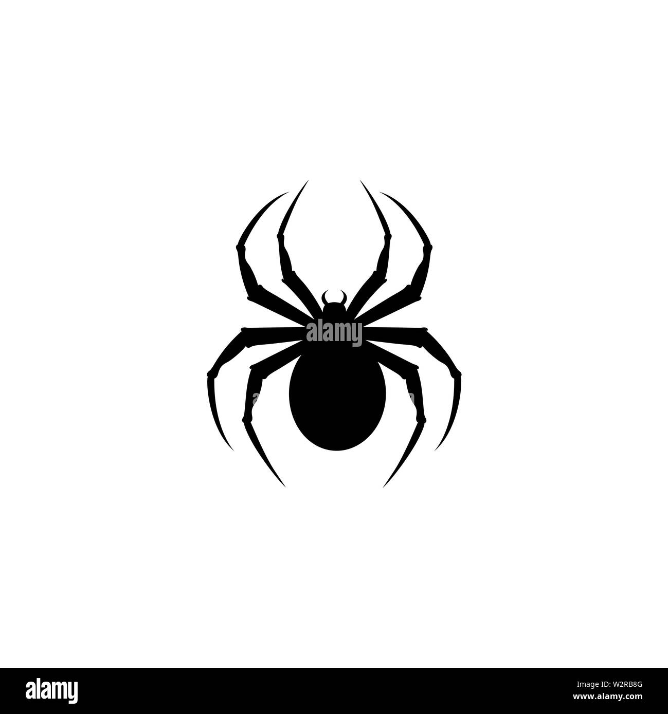 Cartoon Spider High Resolution Stock Photography And Images Alamy
