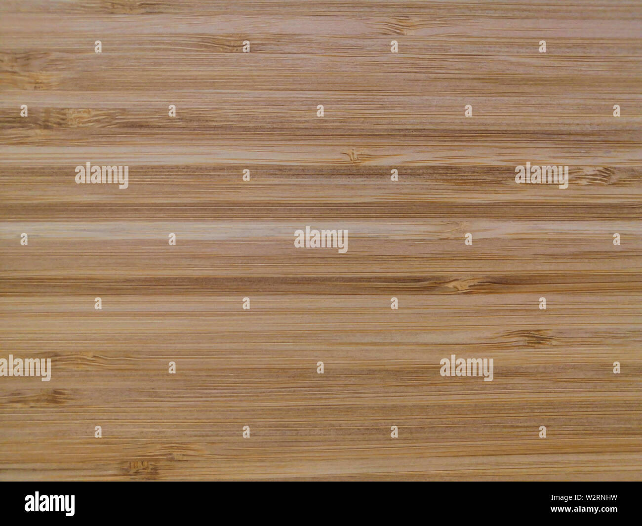 Bamboo Cutting Board Texture Wooden Background. - Stock Image