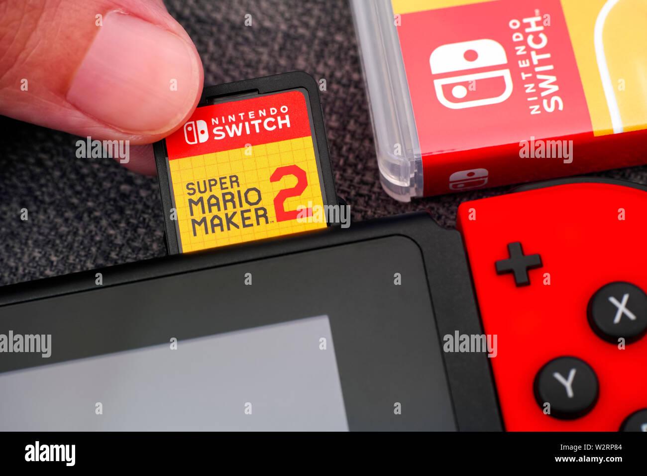 Super Mario Stock Photos & Super Mario Stock Images - Alamy