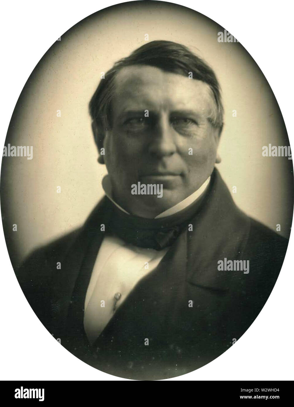 James Mayer de Rothschild by Southworth & Hawes - Stock Image