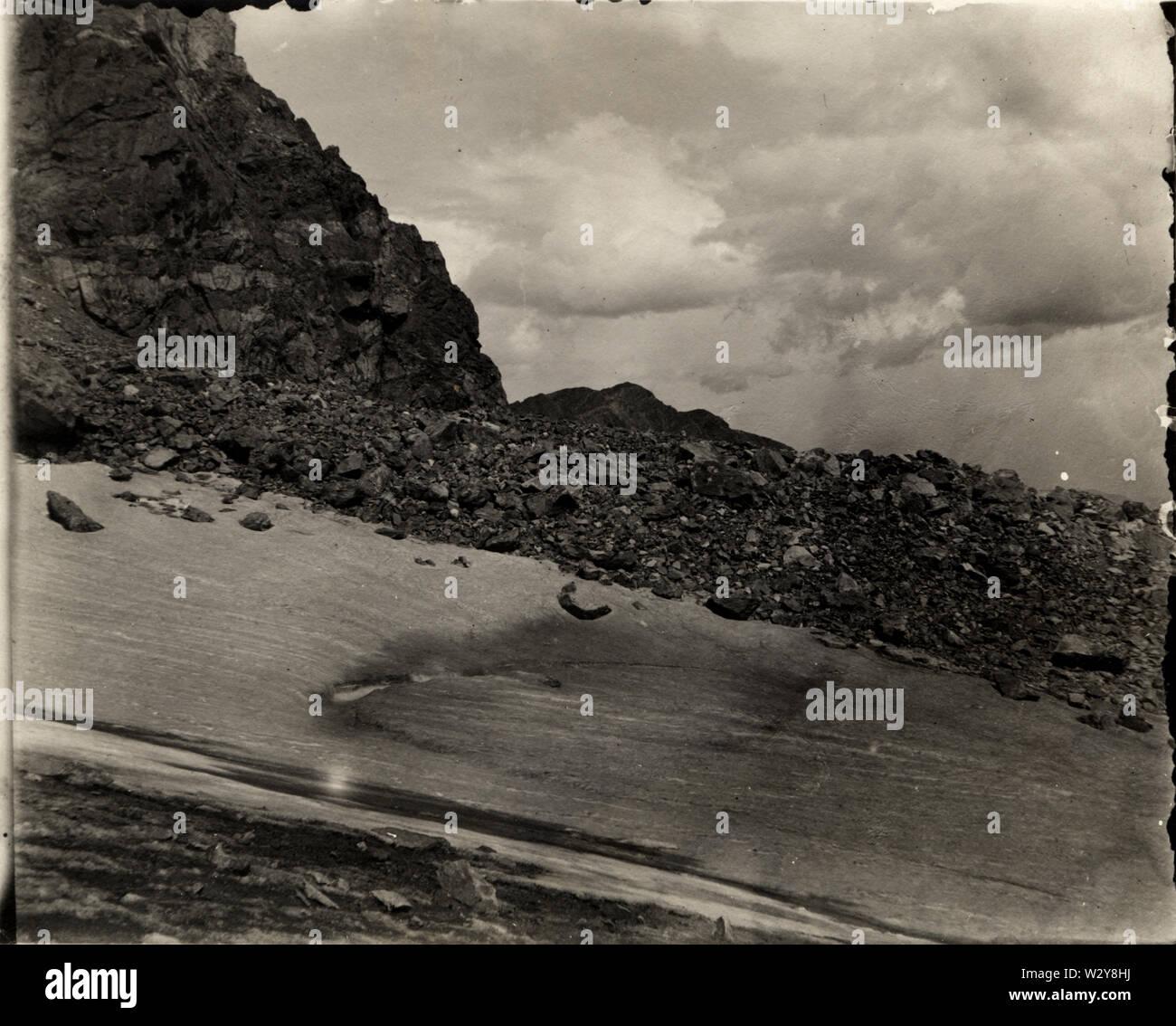 Photo ID: arapaho henderson 036 Glacier Name: Arapaho