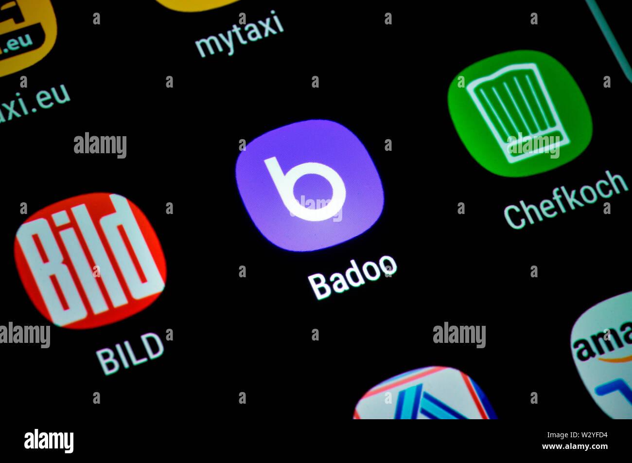 Badoo Stock Photos & Badoo Stock Images - Alamy