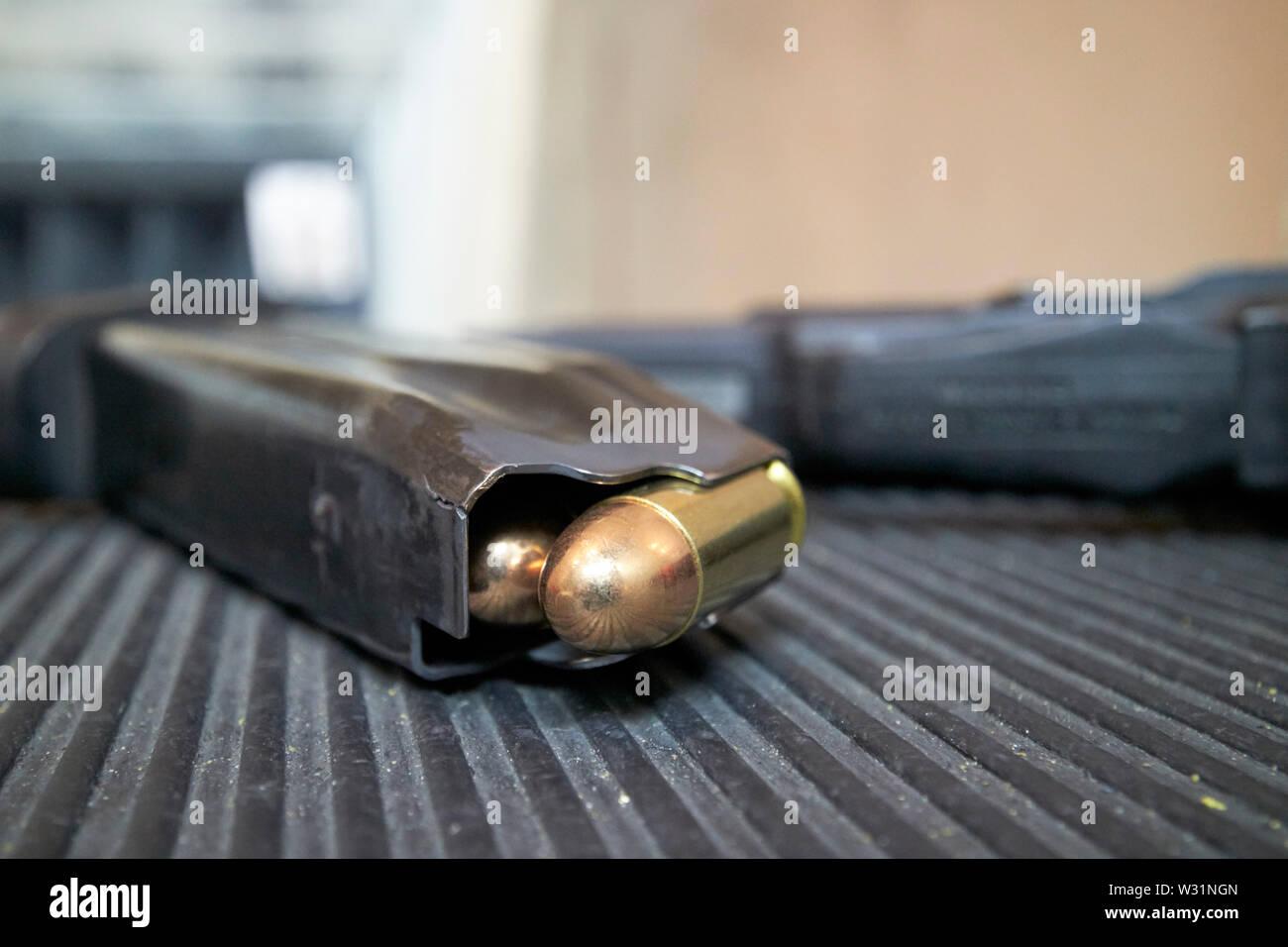 Gun Magazine Stock Photos & Gun Magazine Stock Images - Alamy