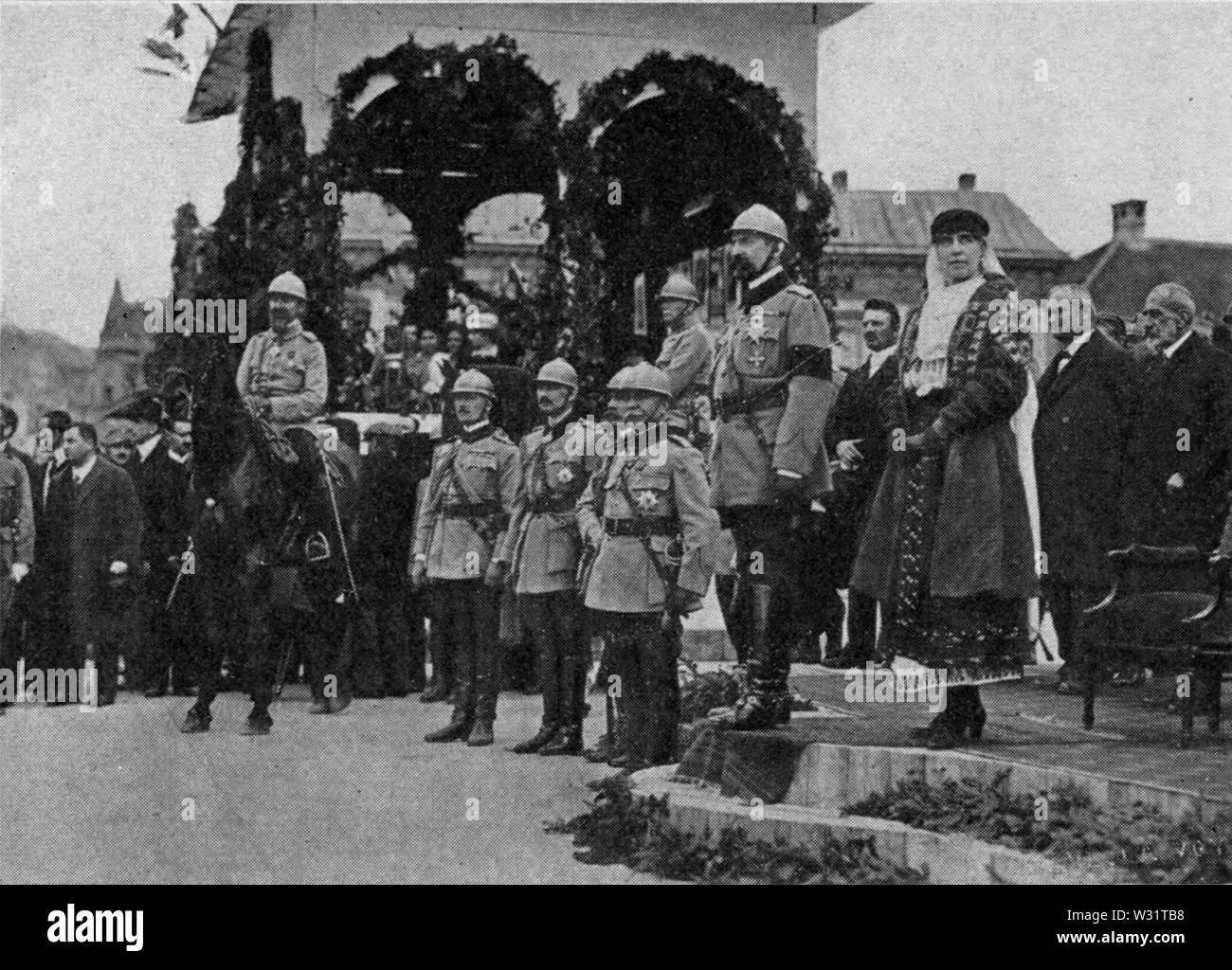 Reyes-rumanía-transilvania--secretsofbalkans00vopiuoft - Stock Image
