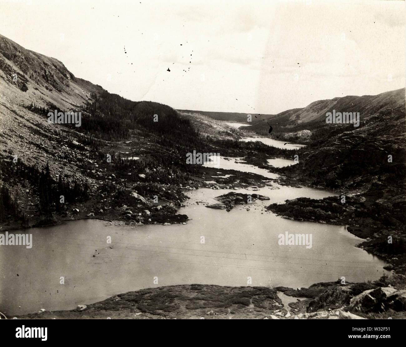 Notes: Photo ID: arapaho henderson 001 Glacier Name: Arapaho Glacier