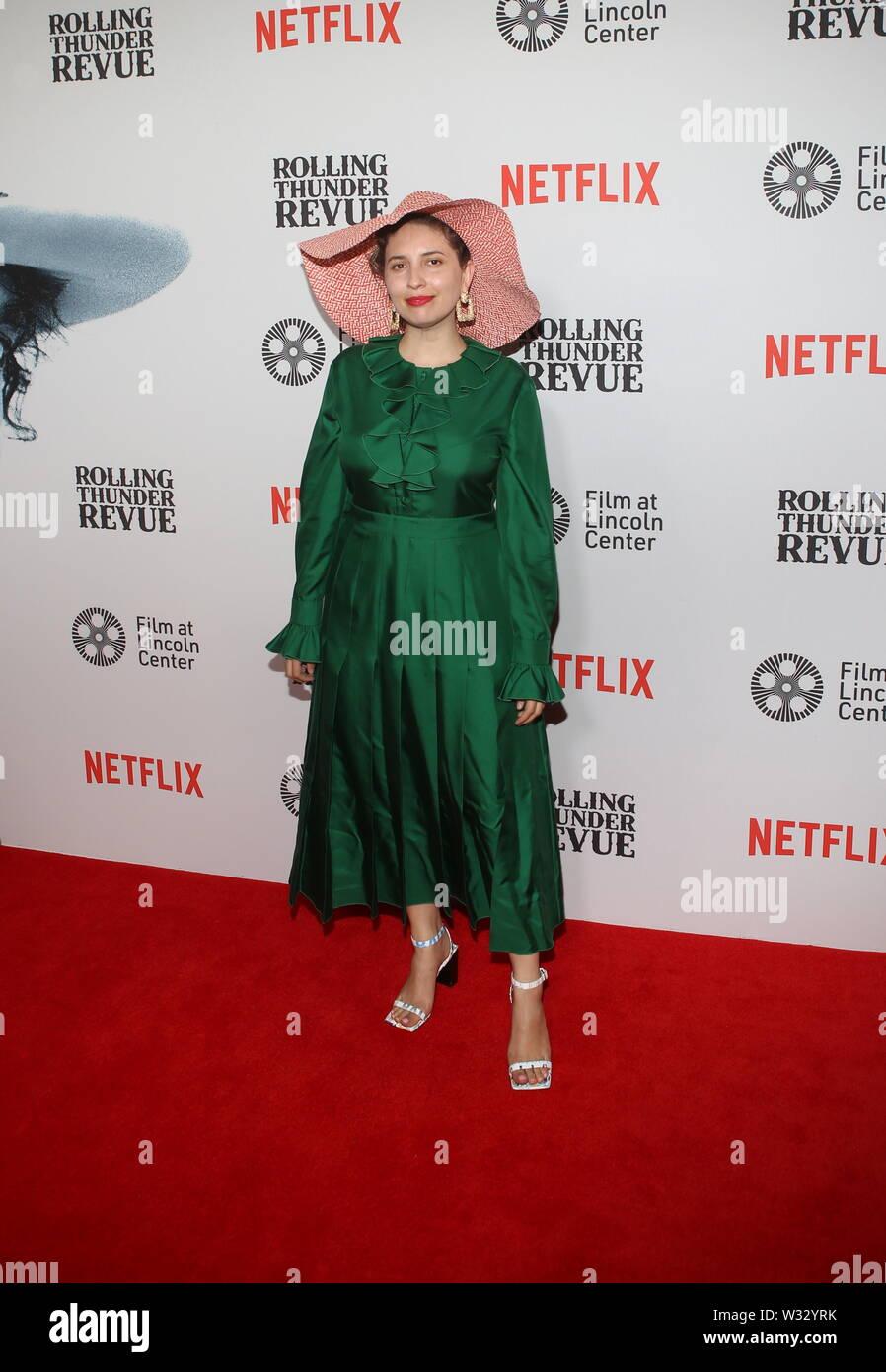 Netflix New York Special Screening of Rolling Thunder Revue