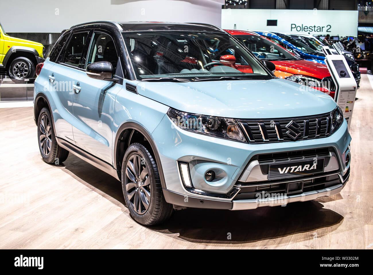 Suzuki Vitara High Resolution Stock Photography And Images Alamy