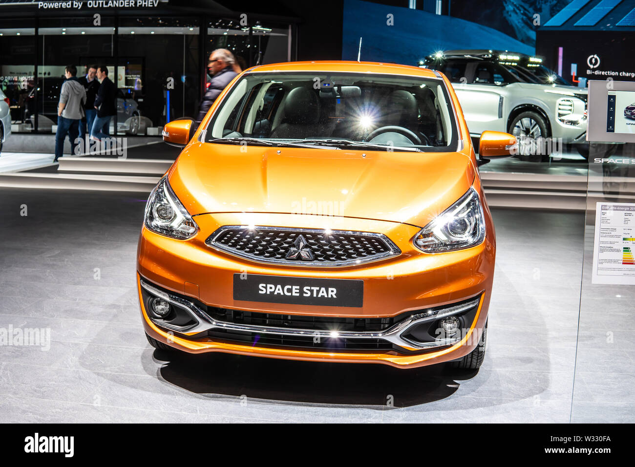 Mitsubishi Motors Stock Photos & Mitsubishi Motors Stock