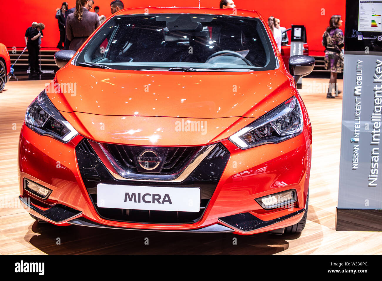 Nissan Micra V High Resolution Stock Photography And Images Alamy