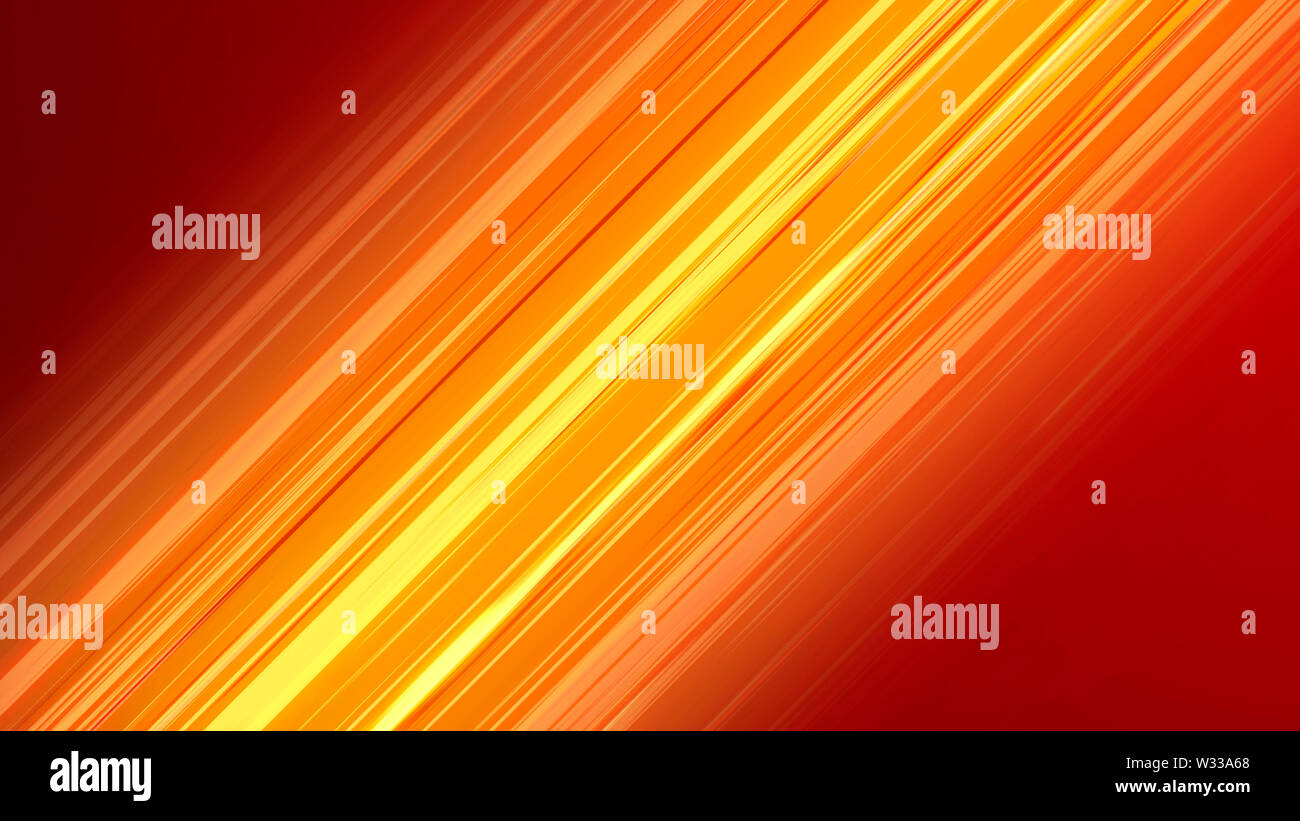 Speed colorful 3d illustration abstract anime background. - Stock Image