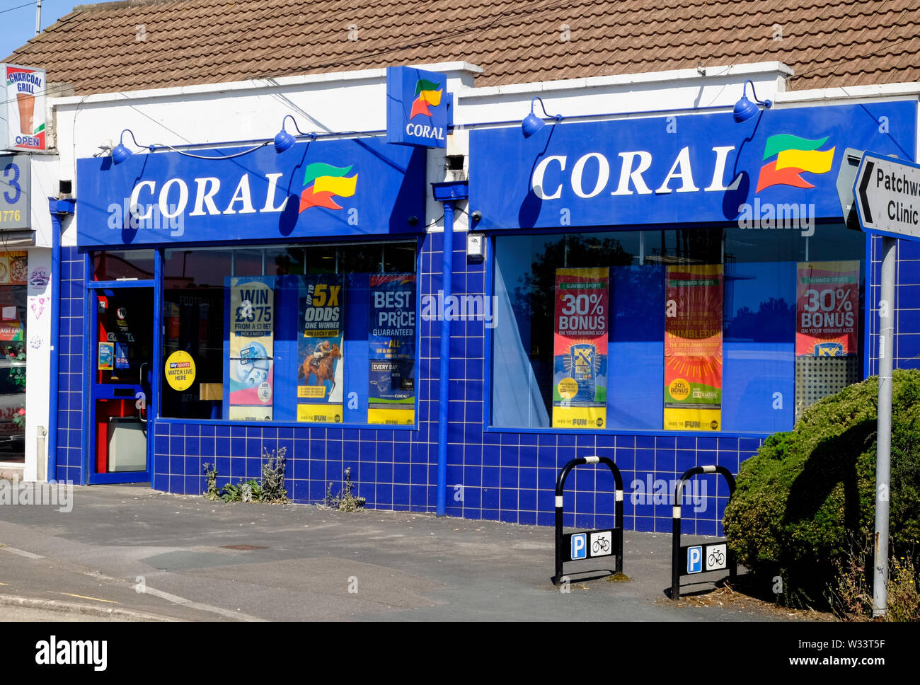 coral betting shop redditch cinema