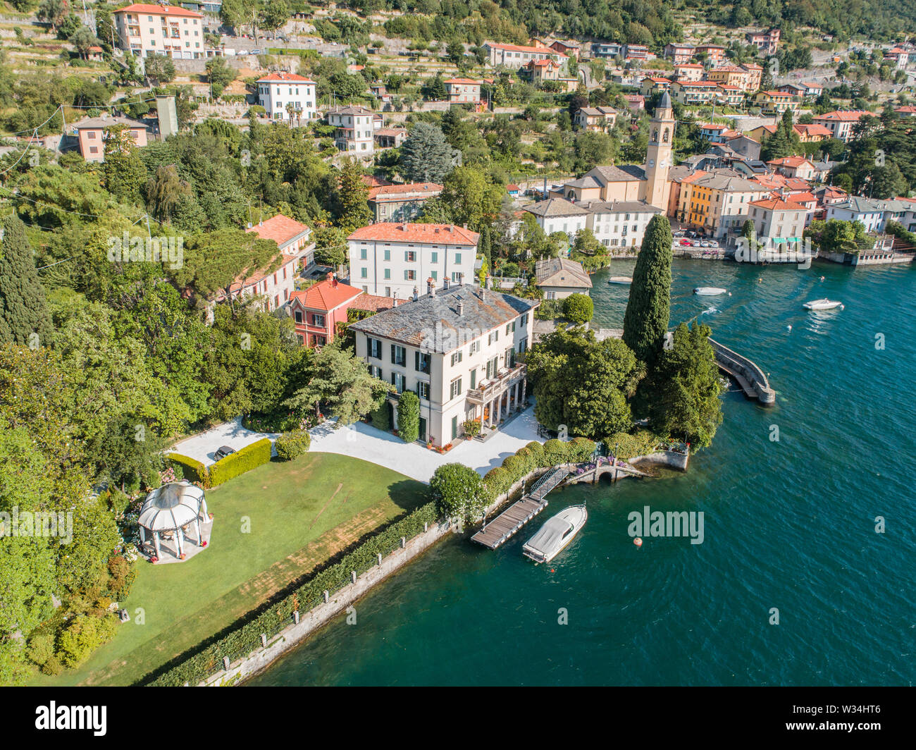 Villa Oleandra High Resolution Stock Photography And Images Alamy