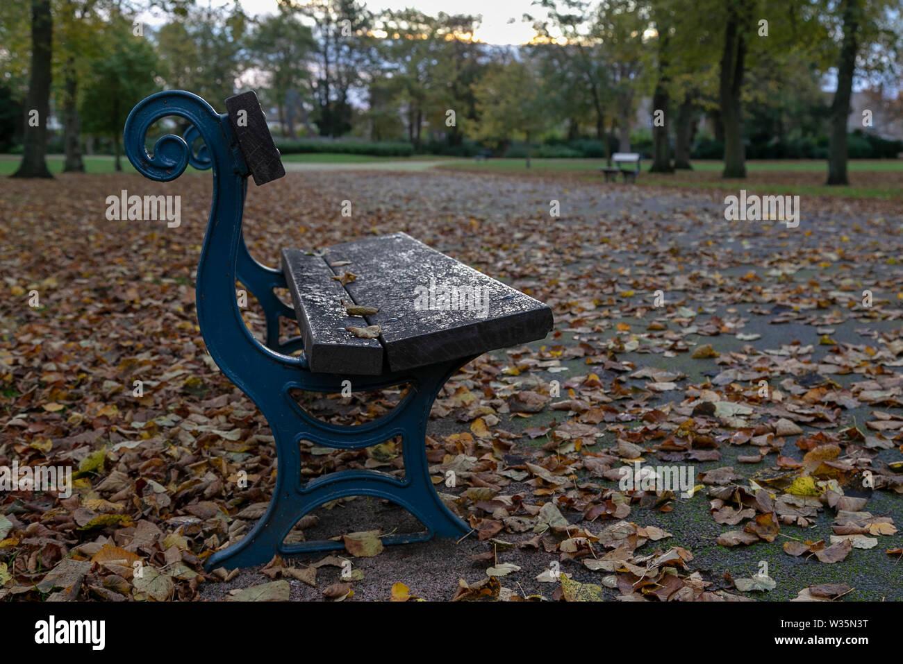 Ropner Park, Stockton on Tees. UK Stock Photo