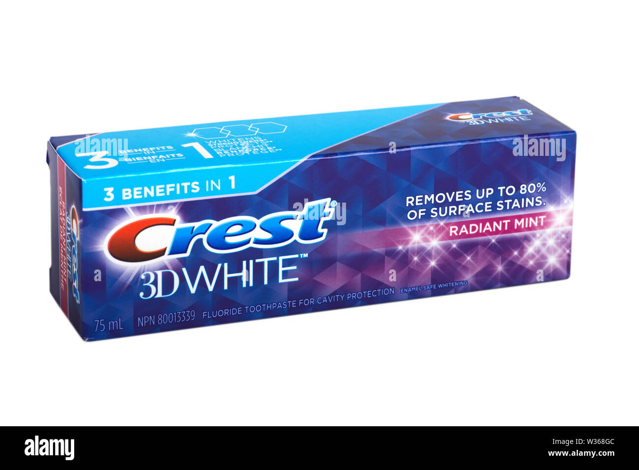 Toothpaste Box High Resolution Stock Photography And Images Alamy