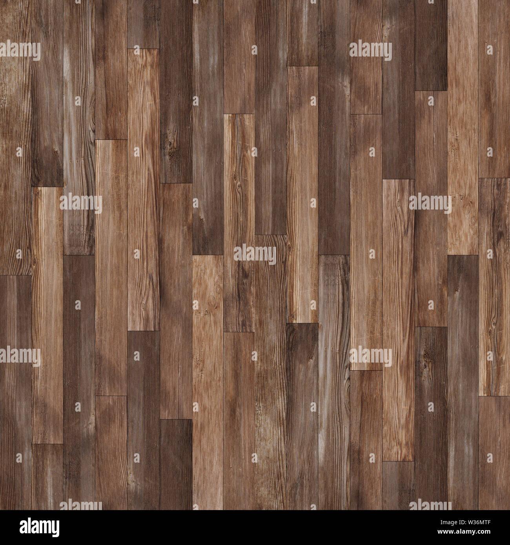 Seamless wood floor texture, hardwood floor texture - Stock Image