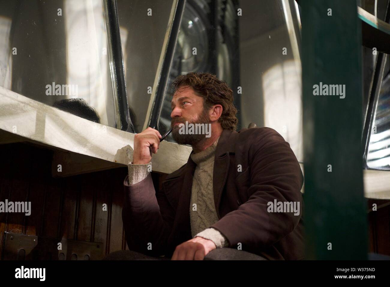 GERARD BUTLER in THE VANISHING (2018)  Credit: Mad As Birds