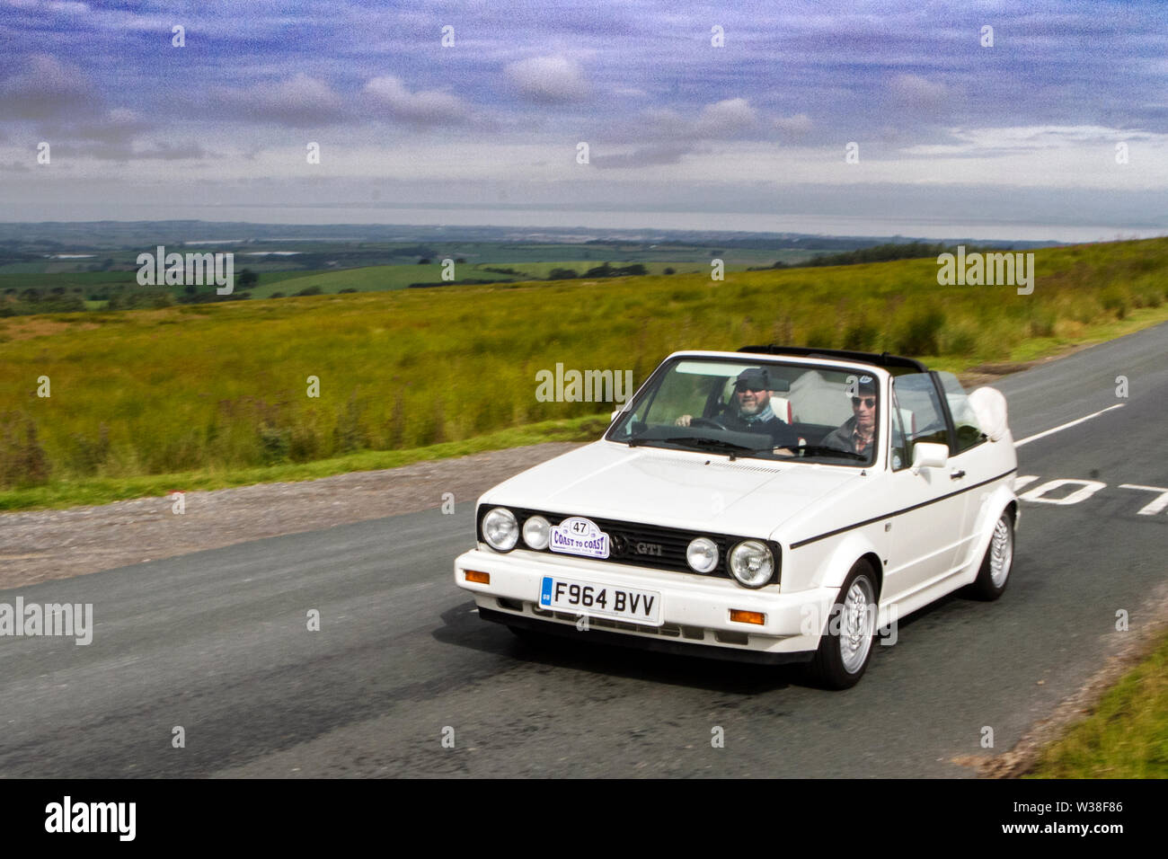 Golf Convertible Stock Photos & Golf Convertible Stock Images - Alamy
