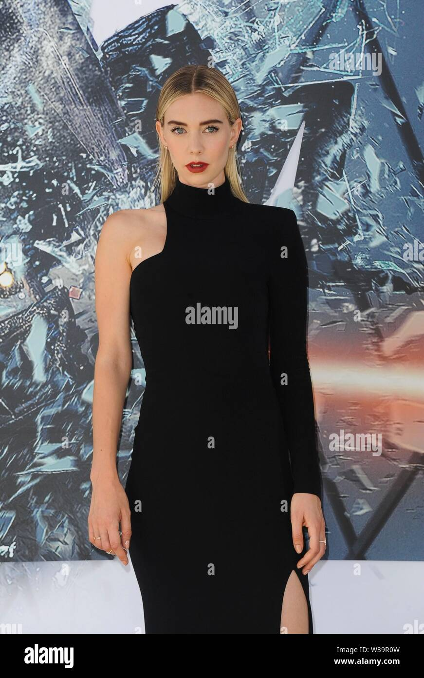 Los Angeles, CA, USA. 13th July, 2019. Vanessa Kirby at arrivals for FAST & FURIOUS PRESENTS: HOBBS & SHAW Premiere, The Dolby Theatre at Hollywood and Highland Center, Los Angeles, CA July 13, 2019. Credit: Elizabeth Goodenough/Everett Collection/Alamy Live News Stock Photo