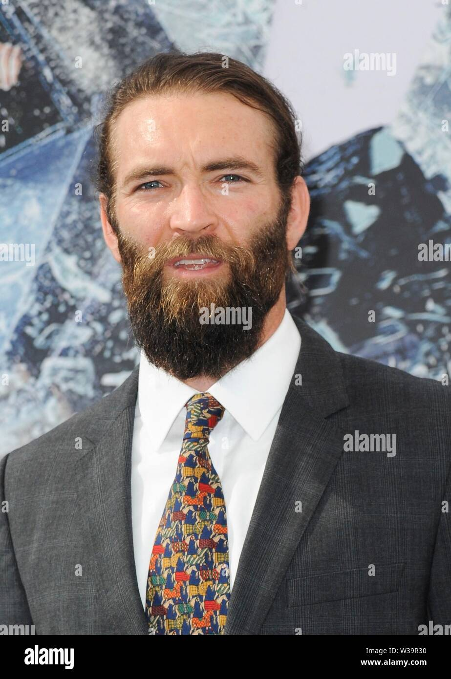 Los Angeles, CA, USA. 13th July, 2019. Sam Hargrave at arrivals for FAST & FURIOUS PRESENTS: HOBBS & SHAW Premiere, The Dolby Theatre at Hollywood and Highland Center, Los Angeles, CA July 13, 2019. Credit: Elizabeth Goodenough/Everett Collection/Alamy Live News Stock Photo